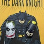 【バットマンネイル】バットマンとジョーカー