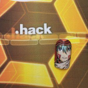 .hackのカイトネイル
